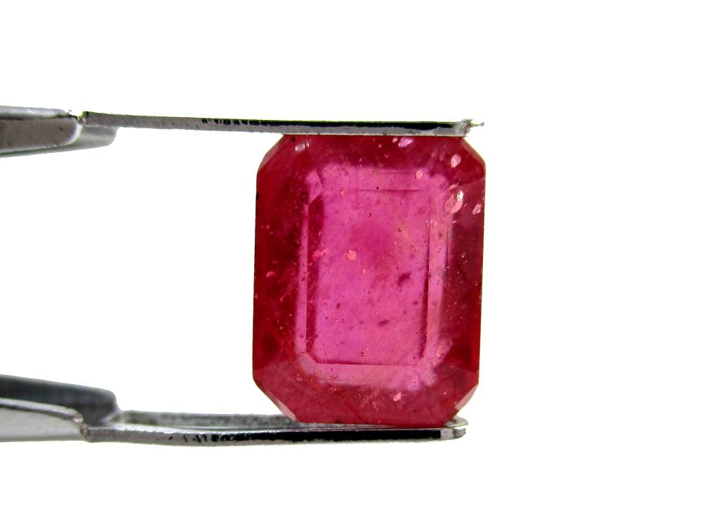 Ruby - 3.98 Carat - GFE01075 - Image 2