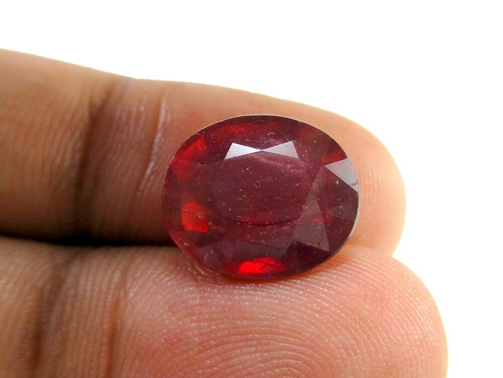 Ruby - 10.21 Carat - GFE01093 - Image 4