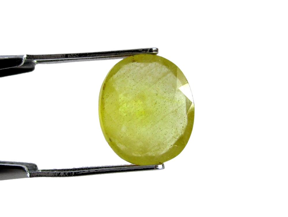 Yellow Sapphire - 3.47 Carat - GFE07004 - Image 2