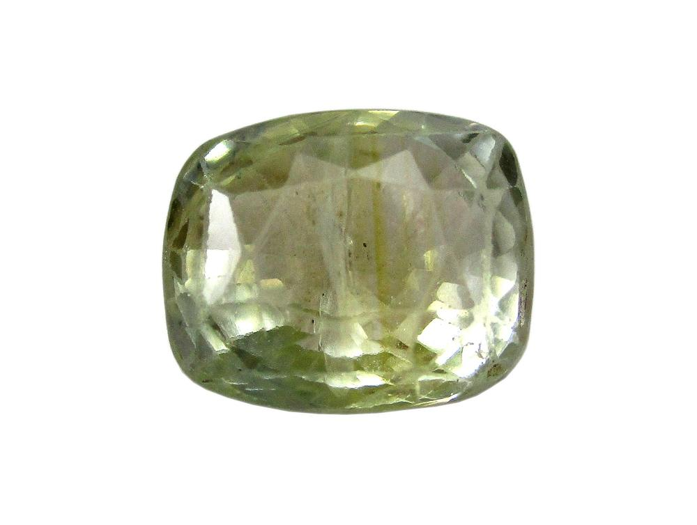 Yellow Sapphire - 3.23 Carat - GFE07028 - Main Image