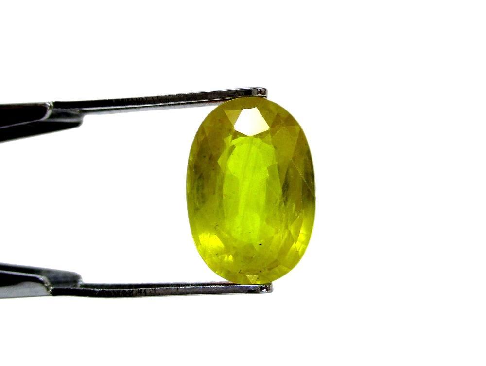 Yellow Sapphire - 3.03 Carat - GFE07036 - Image 2