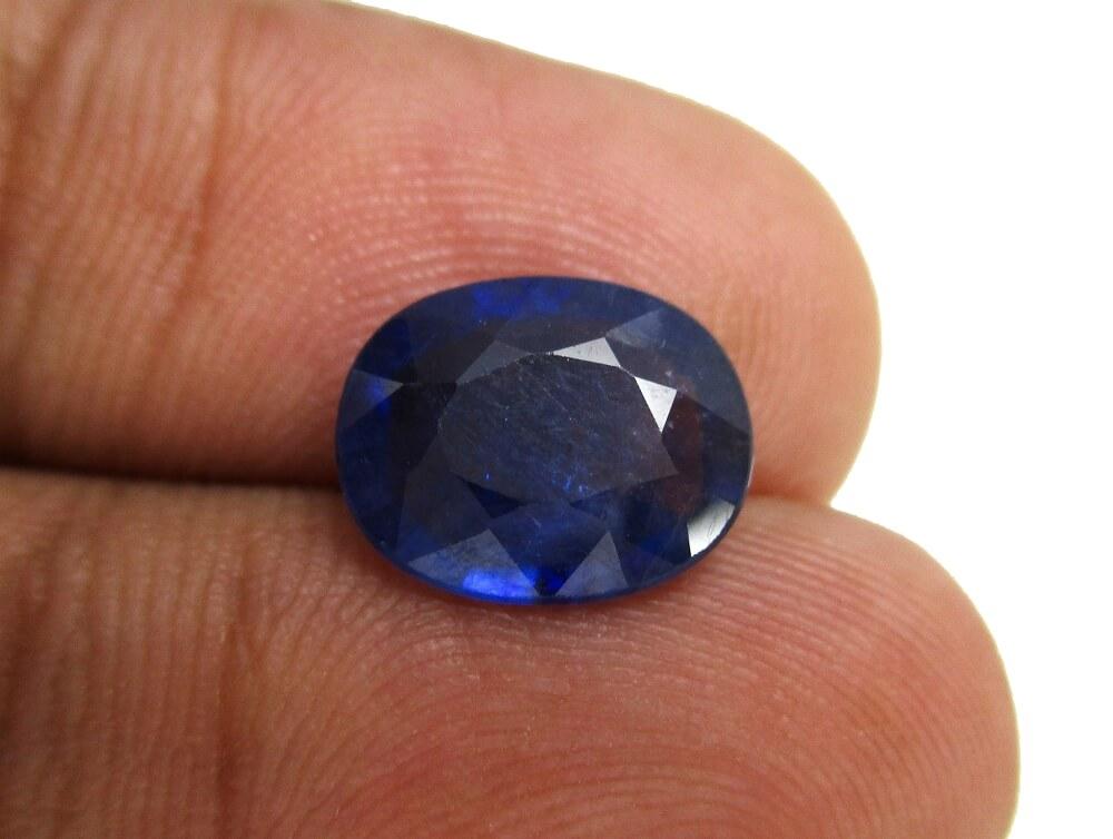 Blue Sapphire - 3.12 Carat - GFE08001 - Image 4