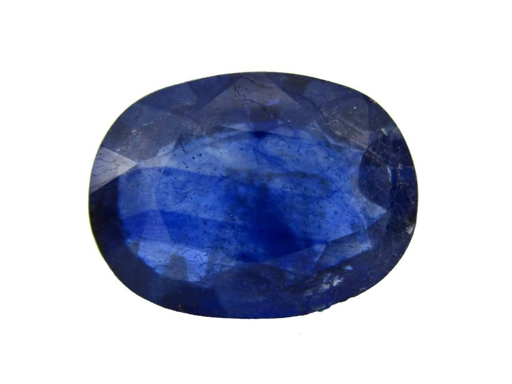 Blue Sapphire - 3.74 Carat - GFE08006 - Main Image