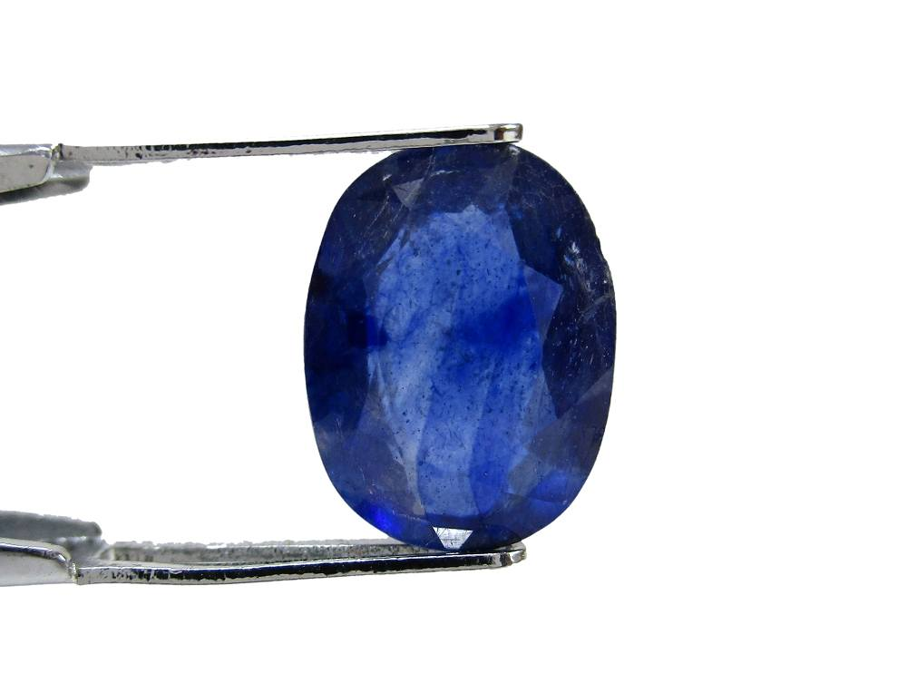 Blue Sapphire - 3.74 Carat - GFE08006 - Image 2