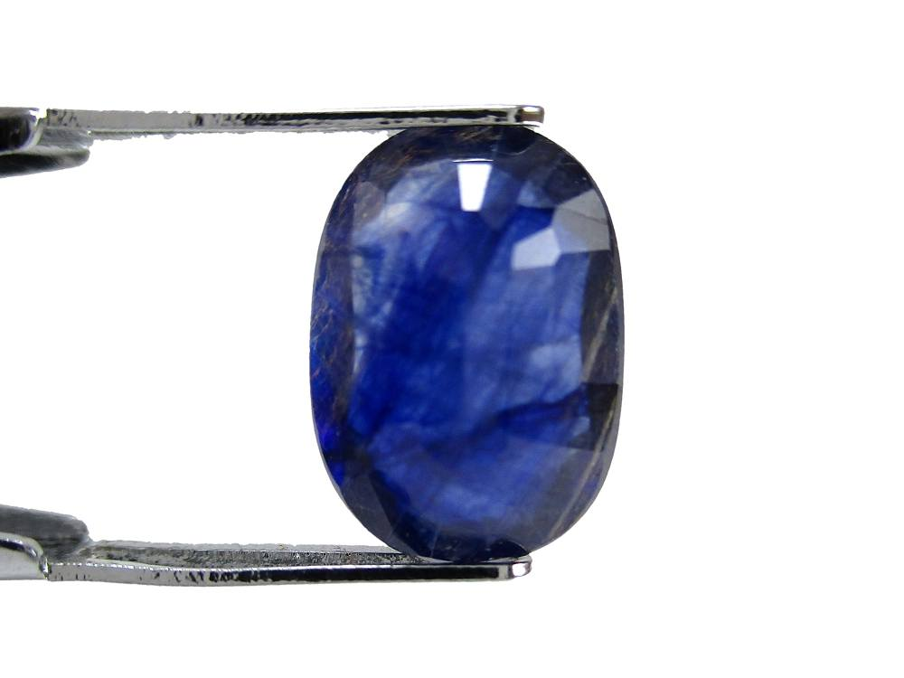 Blue Sapphire - 3.88 Carat - GFE08008 - Image 3
