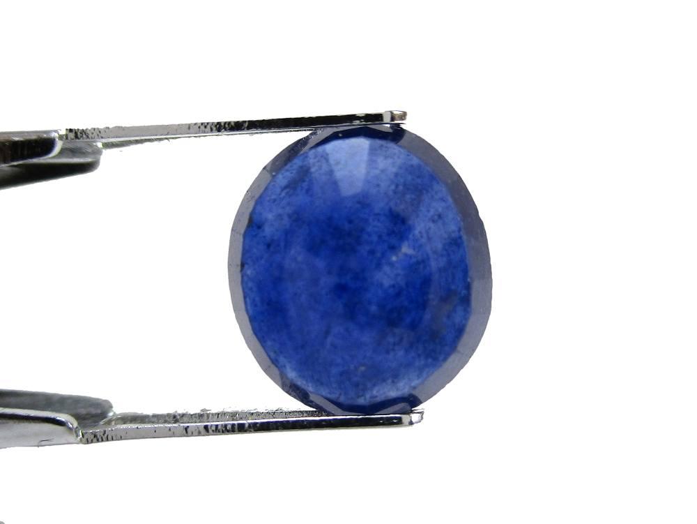 Blue Sapphire - 3.90 Carat - GFE08009 - Image 3