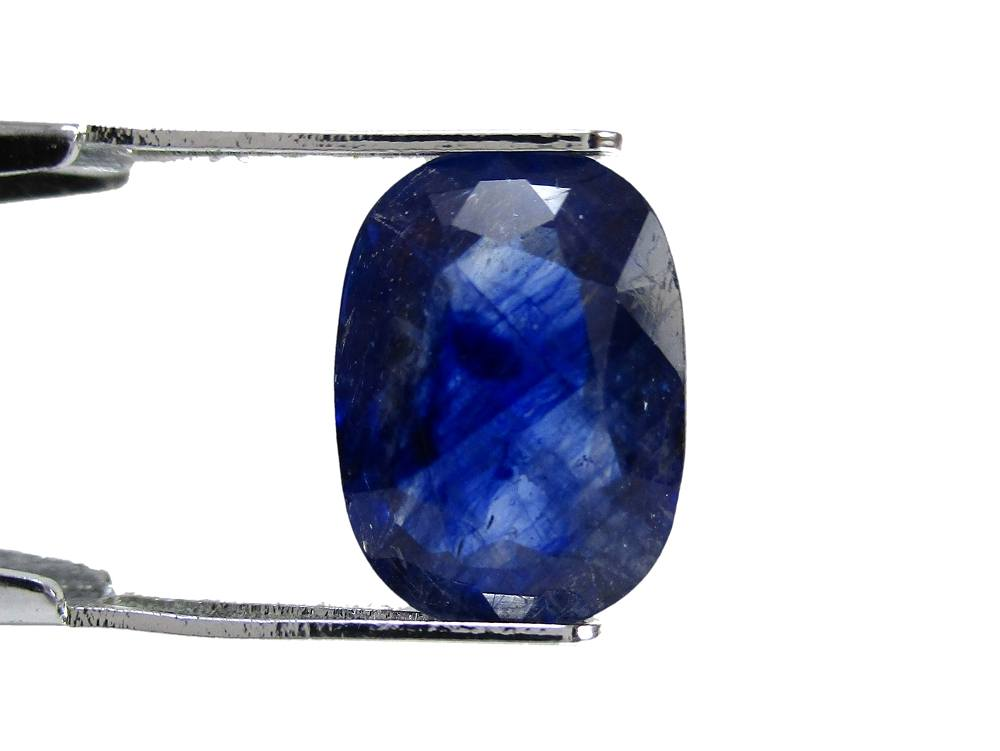 Blue Sapphire - 3.95 Carat - GFE08011 - Image 2