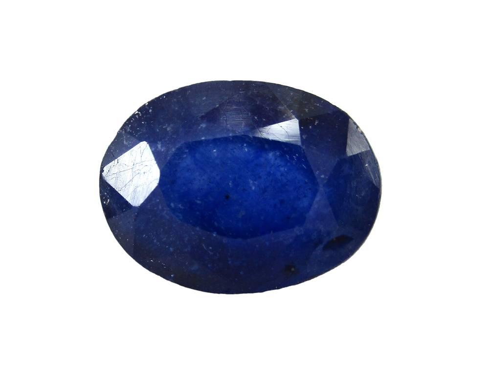 Blue Sapphire - 3.99 Carat - GFE08012 - Main Image