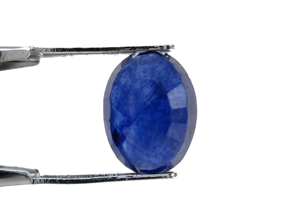 Blue Sapphire - 3.99 Carat - GFE08012 - Image 3