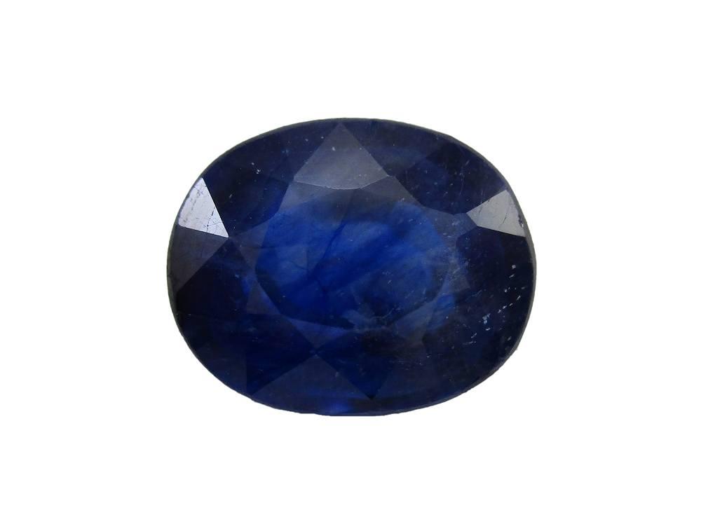 Blue Sapphire - 4.00 Carat - GFE08013 - Main Image