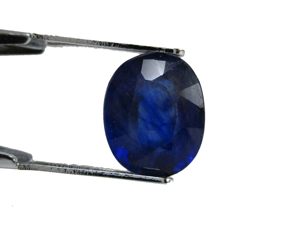 Blue Sapphire - 4.00 Carat - GFE08013 - Image 2