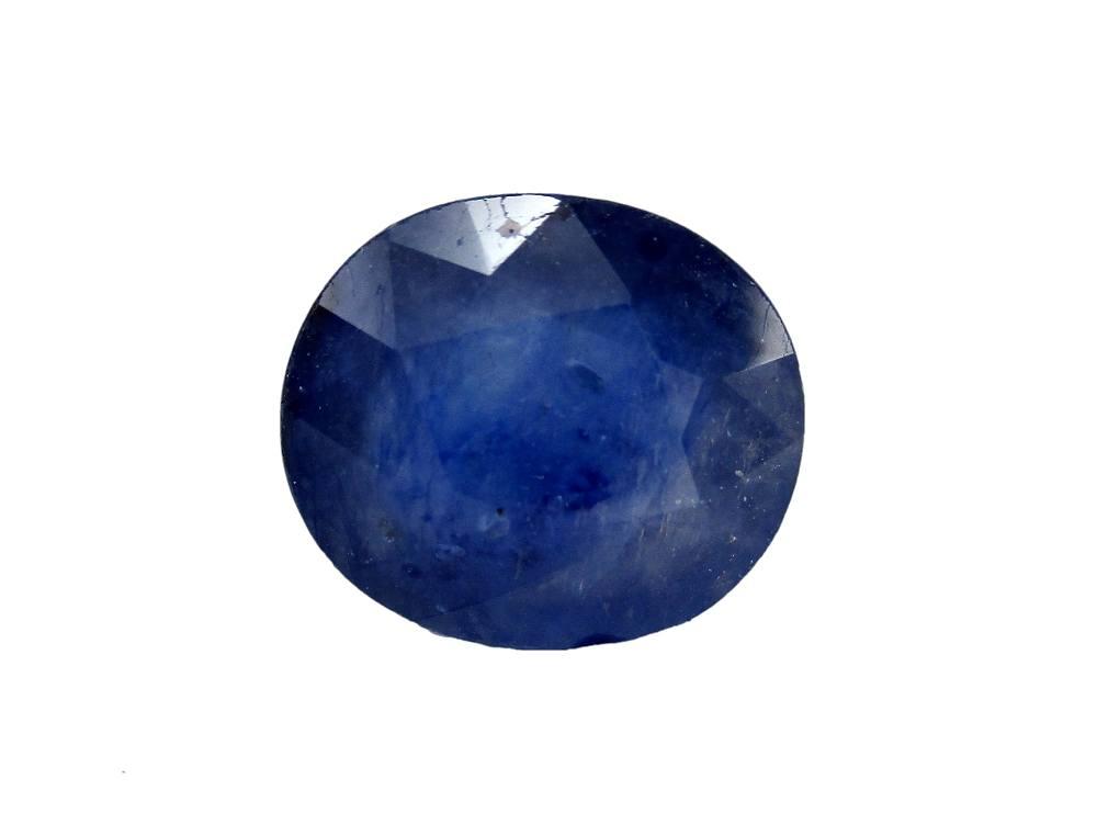 Blue Sapphire - 4.02 Carat - GFE08014 - Main Image