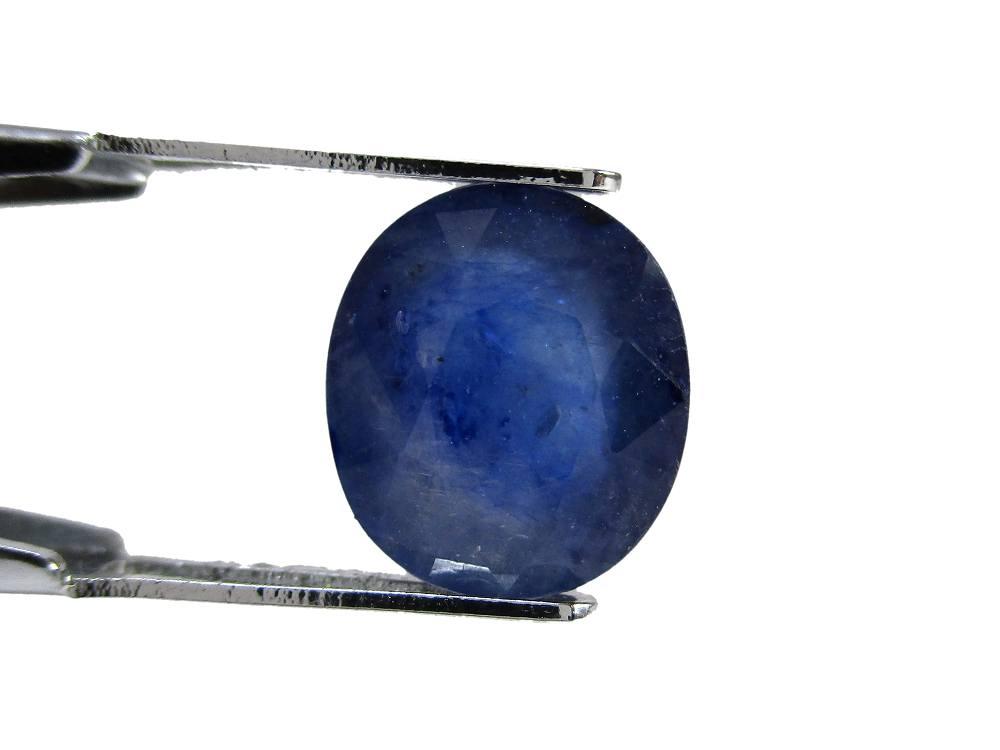 Blue Sapphire - 4.02 Carat - GFE08014 - Image 2