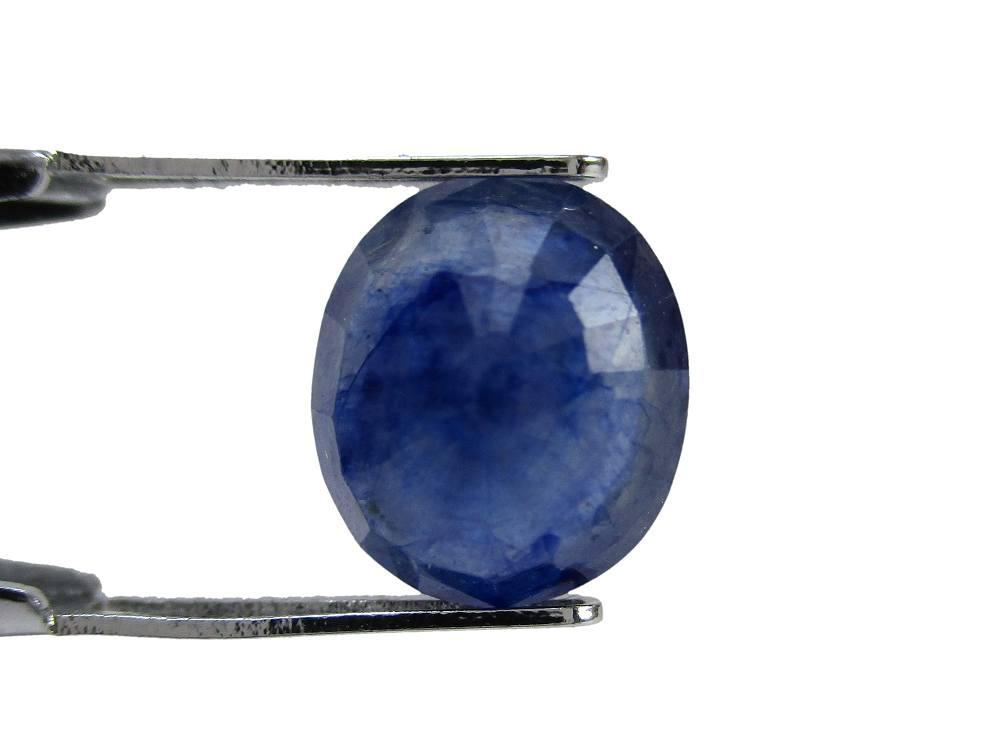 Blue Sapphire - 4.02 Carat - GFE08014 - Image 3