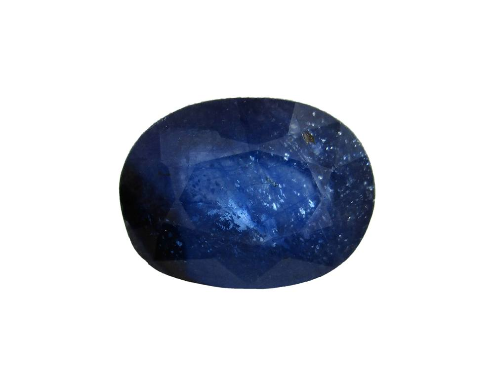 Blue Sapphire - 4.07 Carat - GFE08016 - Main Image
