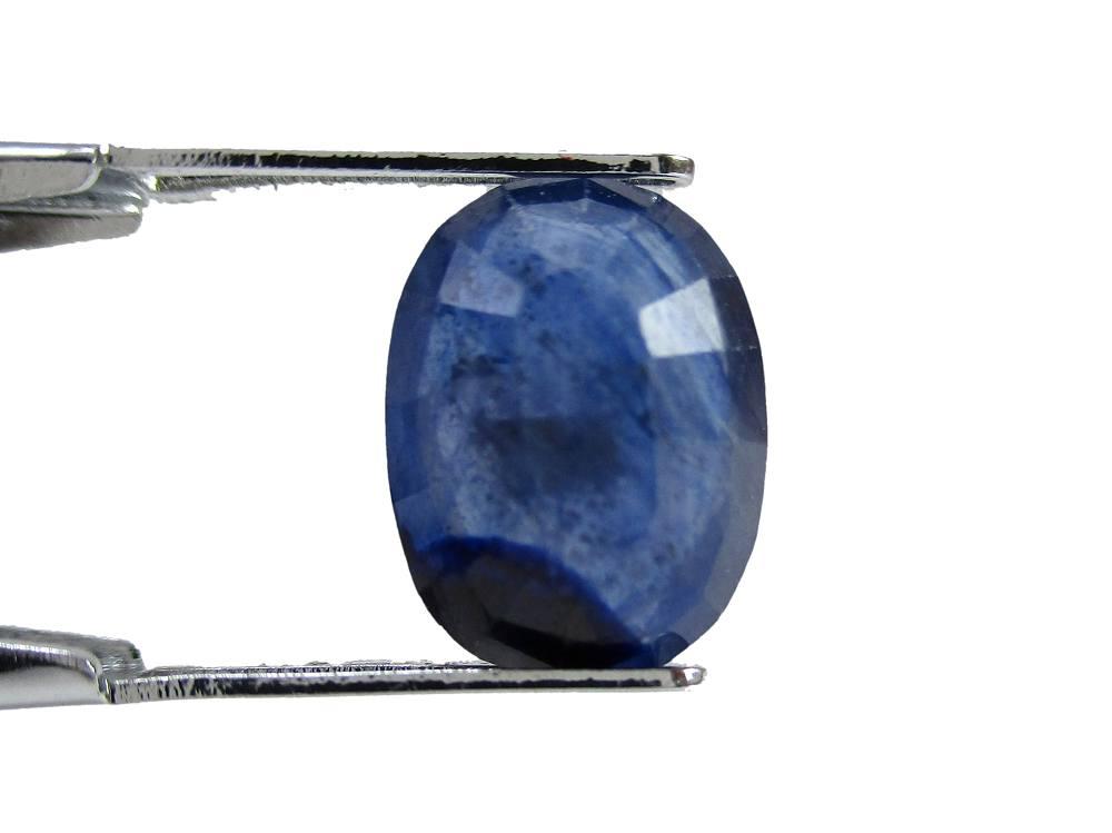 Blue Sapphire - 4.07 Carat - GFE08016 - Image 3