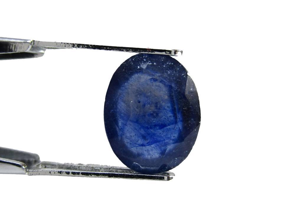 Blue Sapphire - 4.13 Carat - GFE08017 - Image 2