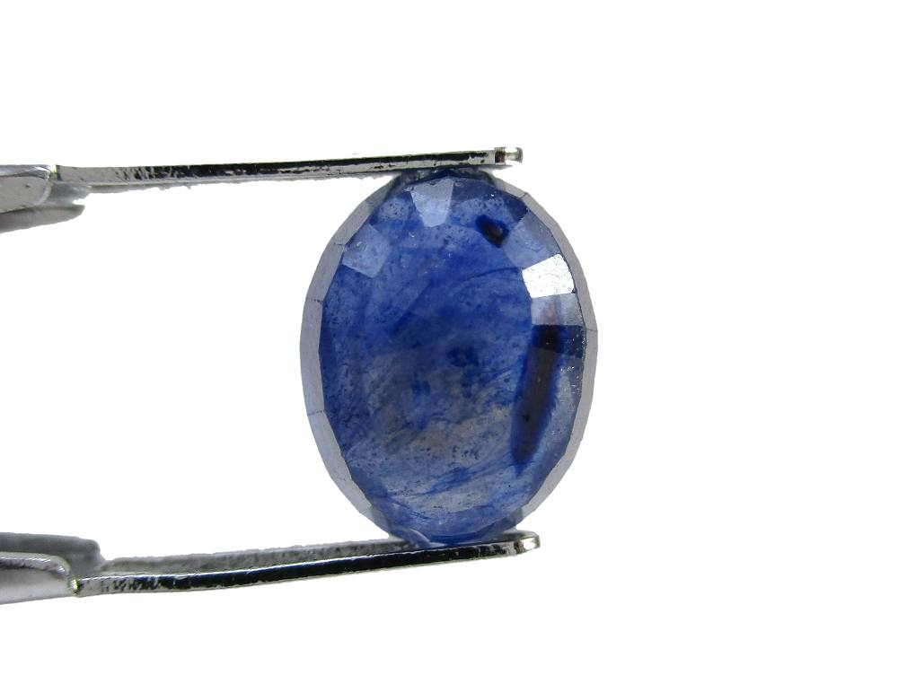 Blue Sapphire - 4.13 Carat - GFE08017 - Image 3