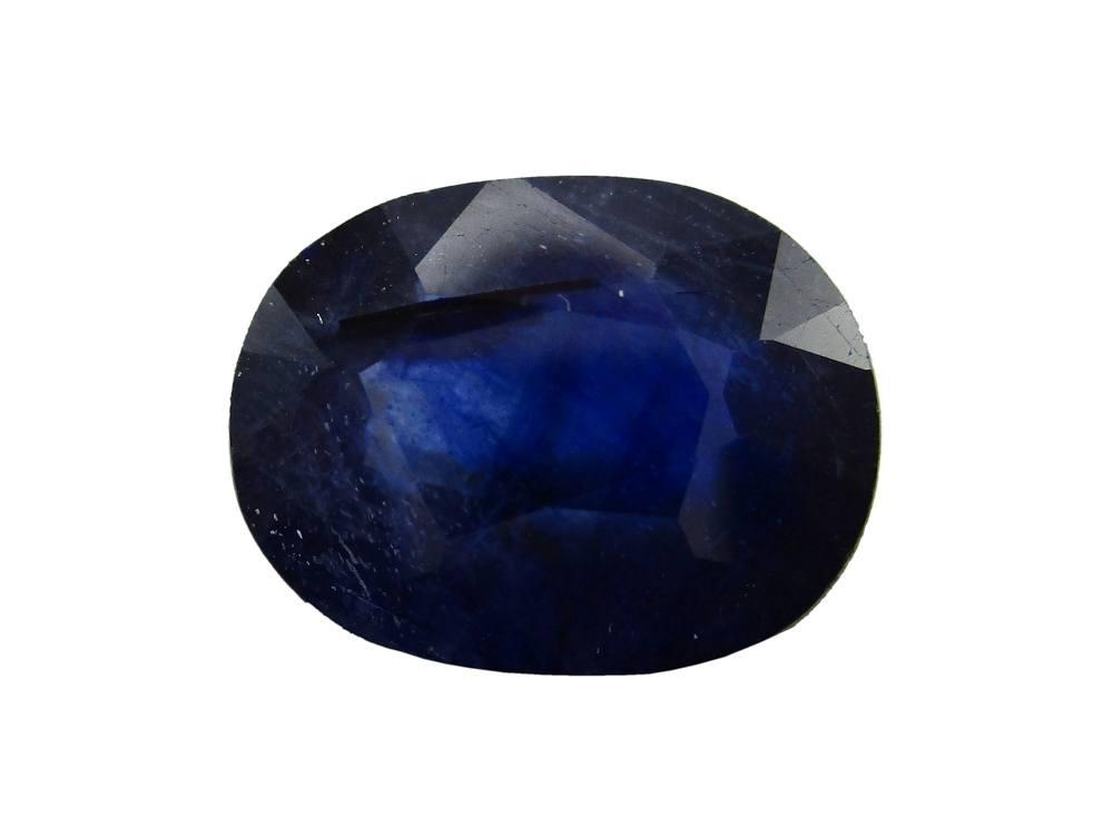 Blue Sapphire - 4.18 Carat - GFE08018 - Main Image