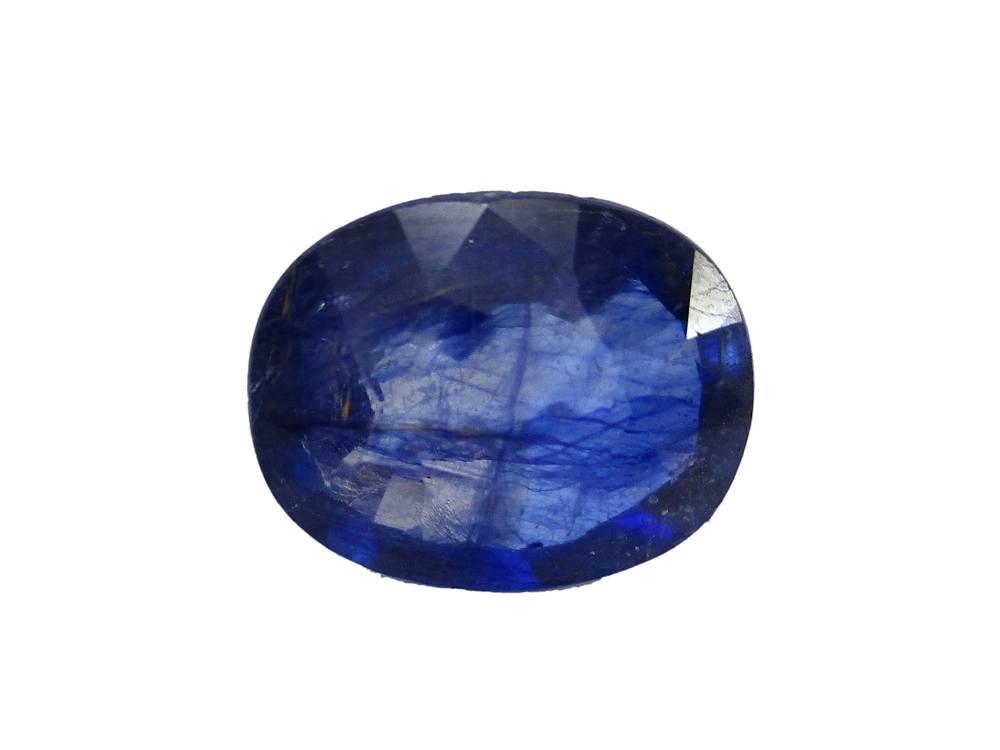 Blue Sapphire - 4.21 Carat - GFE08019 - Main Image