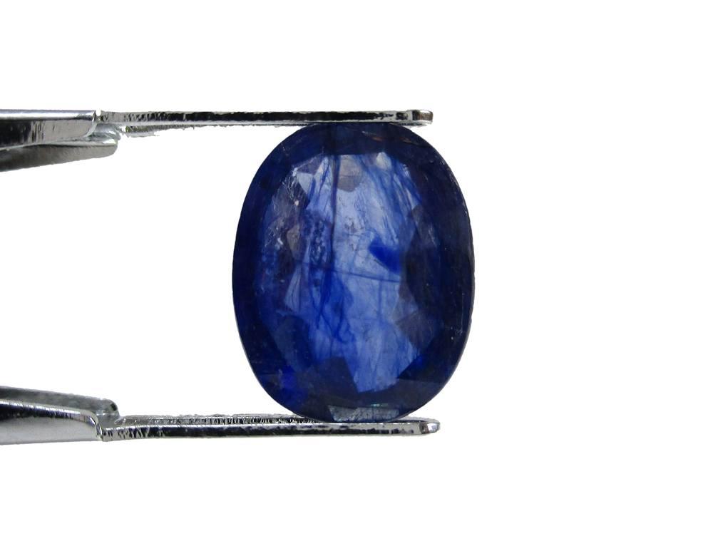 Blue Sapphire - 4.21 Carat - GFE08019 - Image 2