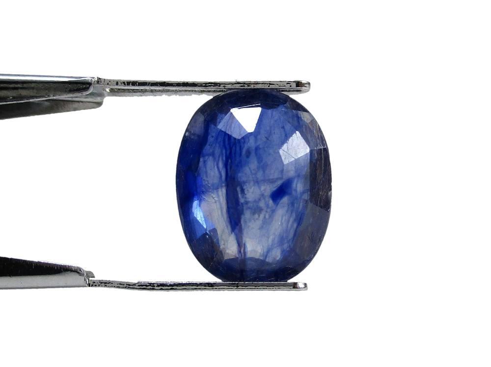 Blue Sapphire - 4.21 Carat - GFE08019 - Image 3