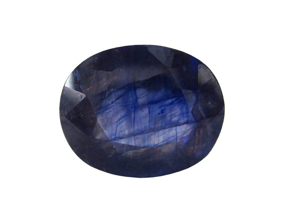Blue Sapphire - 4.24 Carat - GFE08020 - Main Image
