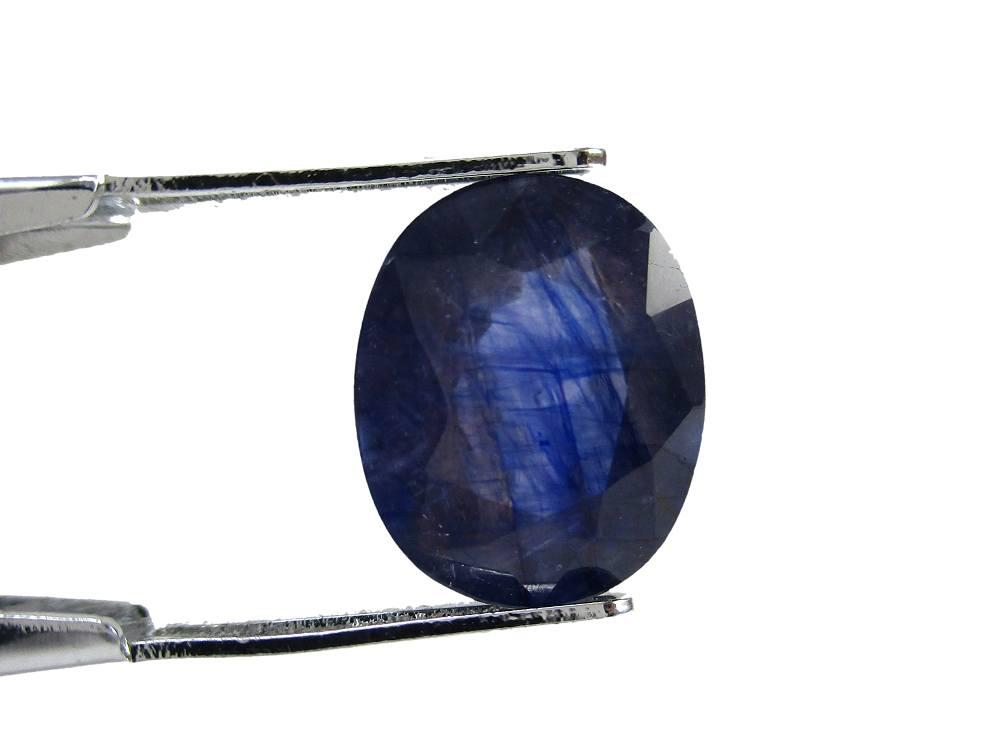 Blue Sapphire - 4.24 Carat - GFE08020 - Image 2