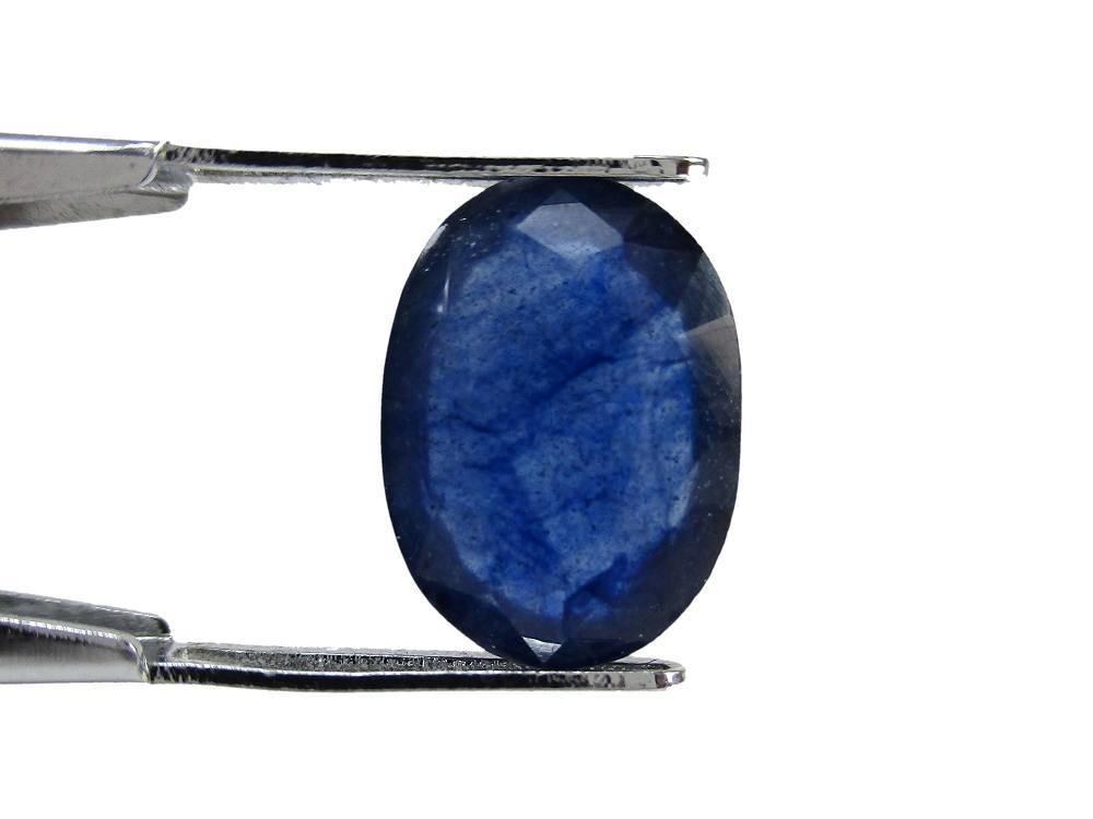 Blue Sapphire - 4.43 Carat - GFE08027 - Image 2