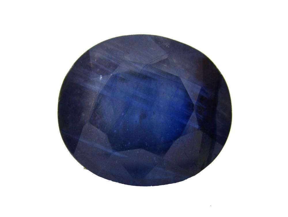 Blue Sapphire - 6.09 Carat - GFE08049 - Main Image