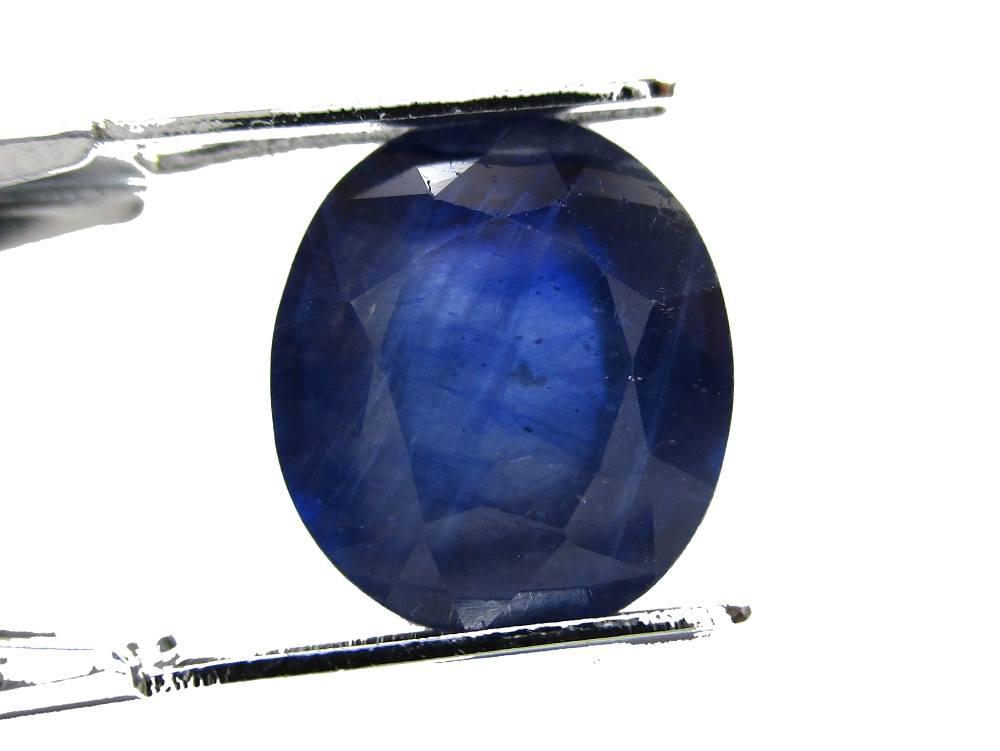 Blue Sapphire - 6.09 Carat - GFE08049 - Image 2