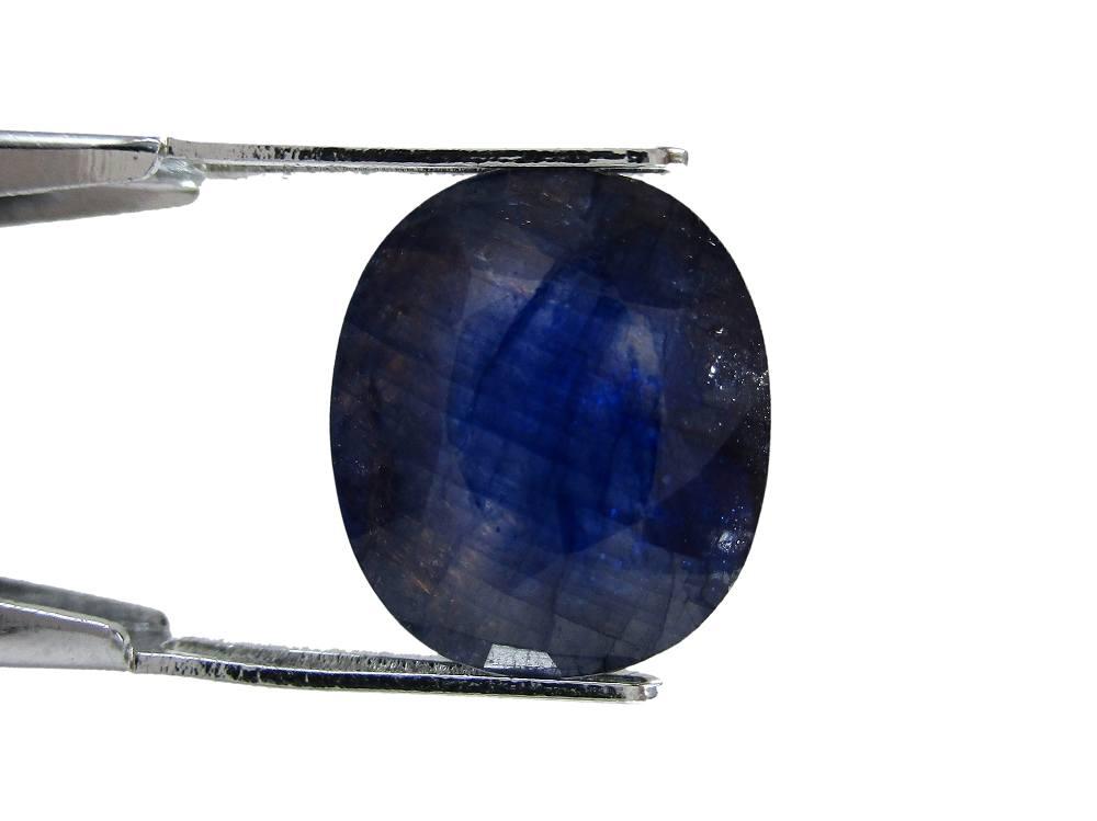 Blue Sapphire - 6.88 Carat - GFE08055 - Image 2