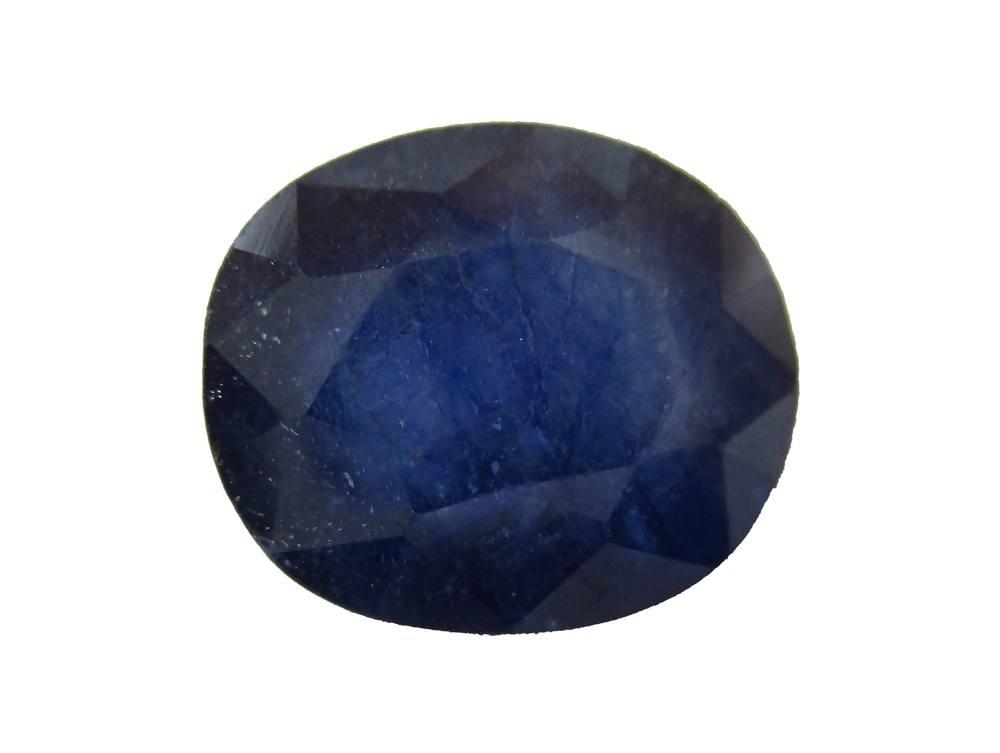 Blue Sapphire - 6.89 Carat - GFE08056 - Main Image