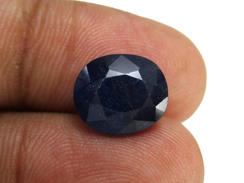 Blue Sapphire - 6.89 Carat - GFE08056 - Image 4