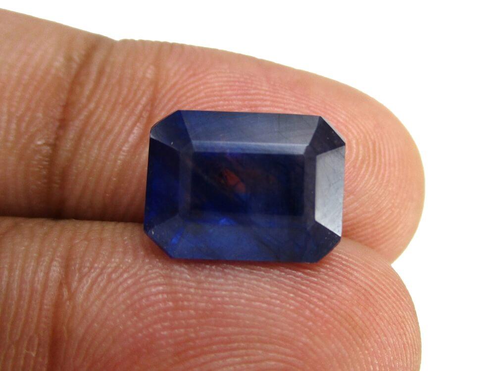 Blue Sapphire - 6.21 Carat - GFE08061 - Image 4