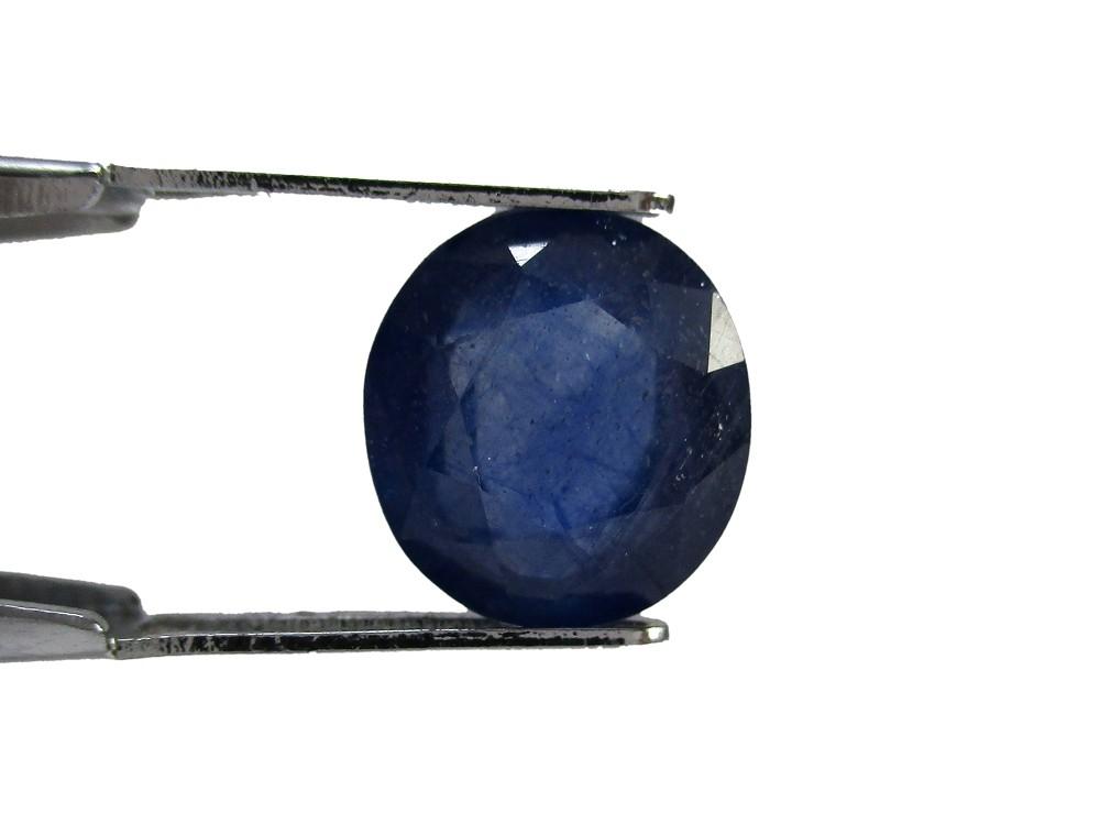 Blue Sapphire - 4.24 Carat - GFE08064 - Image 2