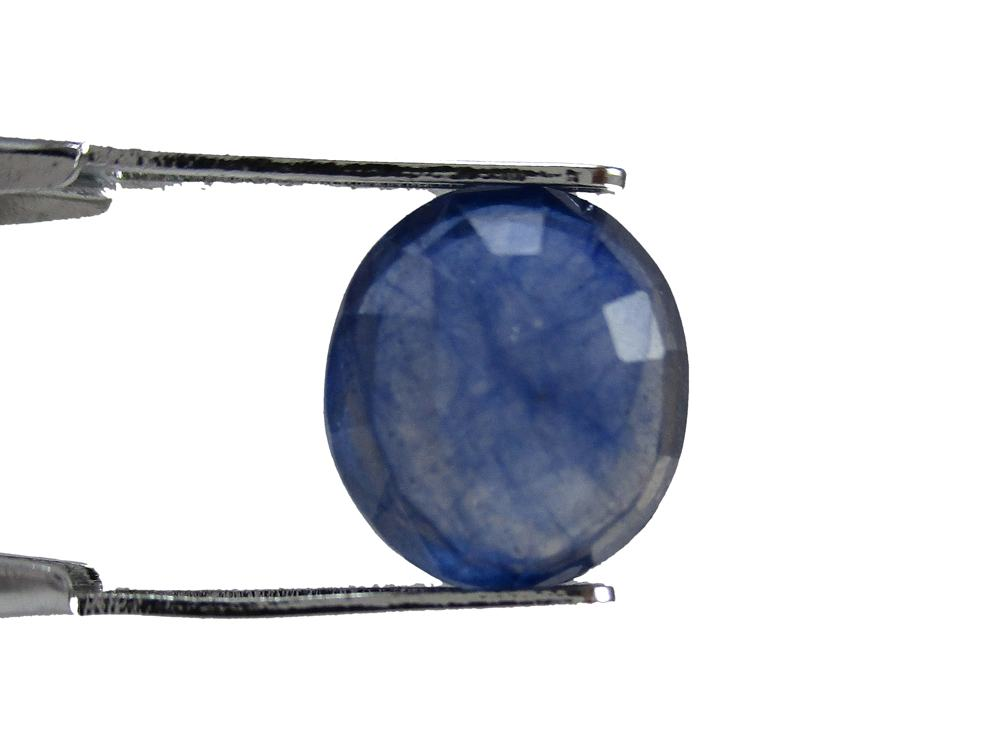 Blue Sapphire - 4.24 Carat - GFE08064 - Image 3