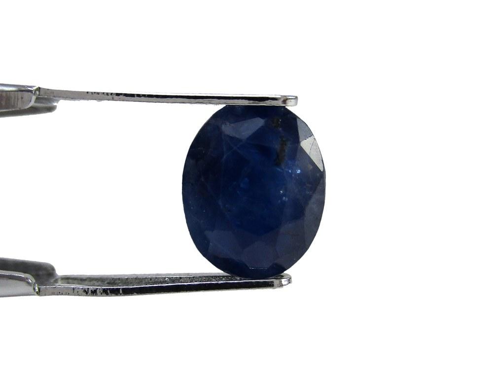 Blue Sapphire - 2.42 Carat - GFE08066 - Image 2