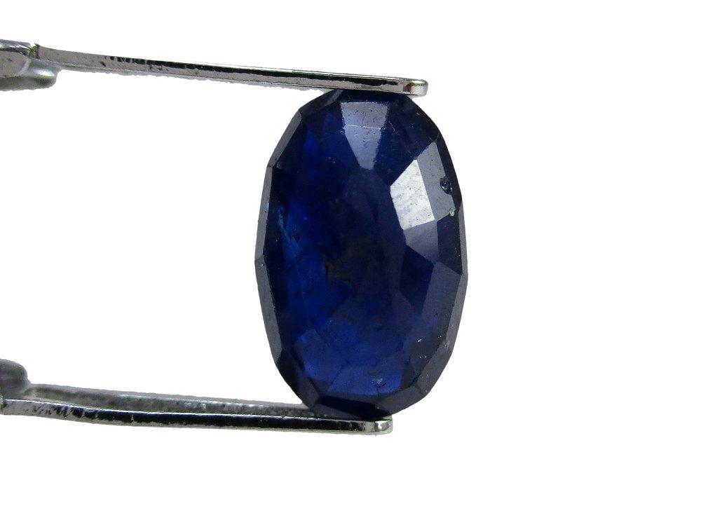 Blue Sapphire - 3.45 Carat - GFE08070 - Image 3