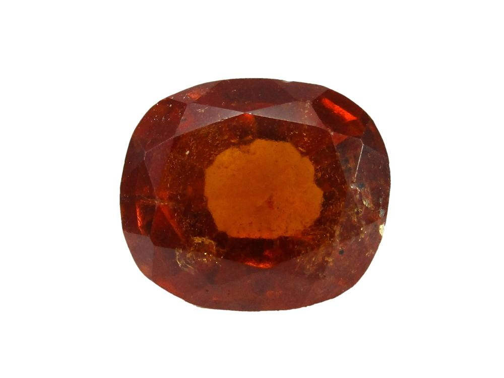 Hessonite Garnet - 4.05 Carat - GFE09005 - Main Image