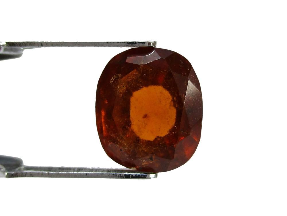 Hessonite Garnet - 4.05 Carat - GFE09005 - Image 2