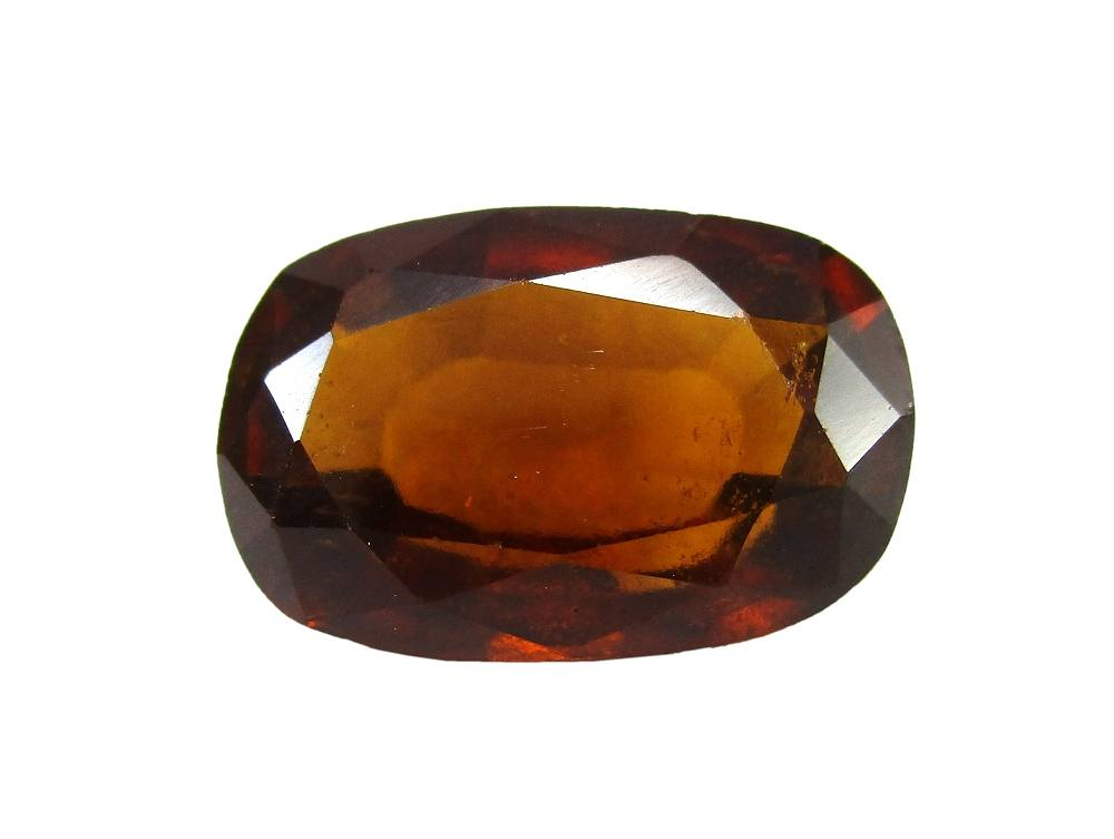 Hessonite Garnet - 4.14 Carat - GFE09007 - Main Image