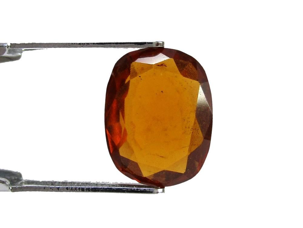 Hessonite Garnet - 4.15 Carat - GFE09008 - Image 2
