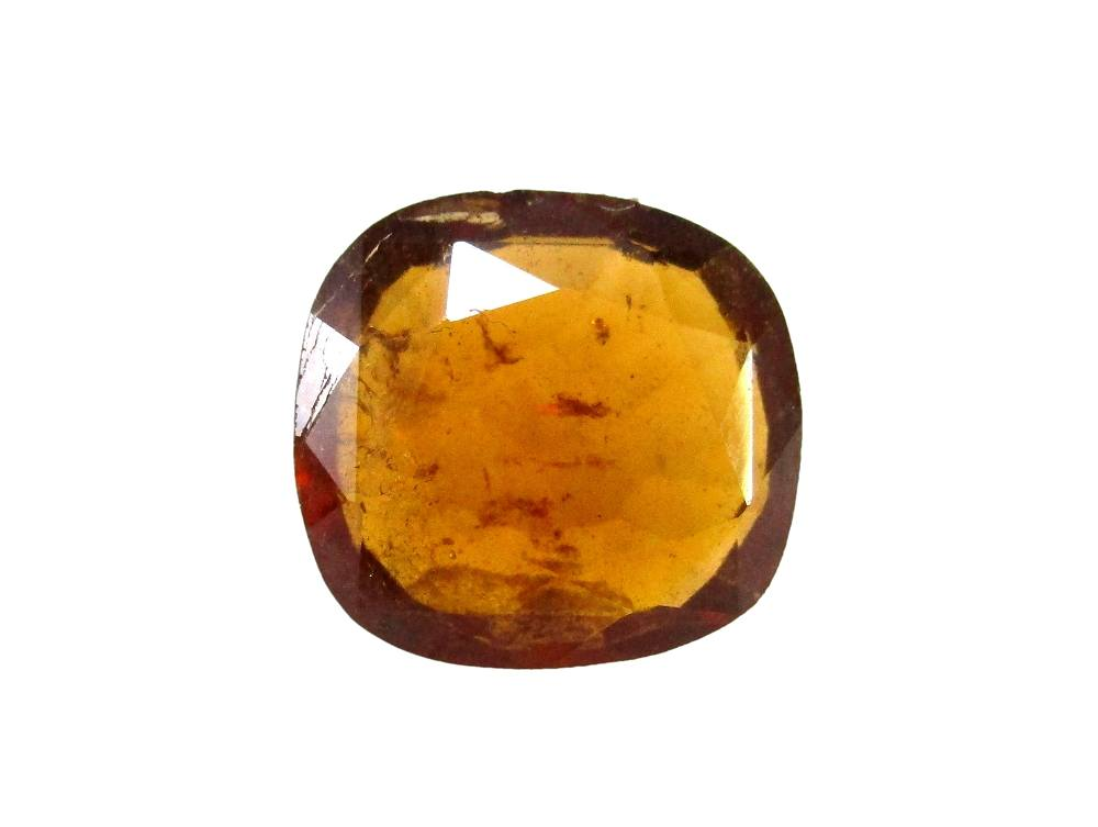 Hessonite Garnet - 4.16 Carat - GFE09009 - Main Image