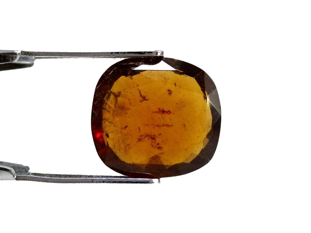 Hessonite Garnet - 4.16 Carat - GFE09009 - Image 2