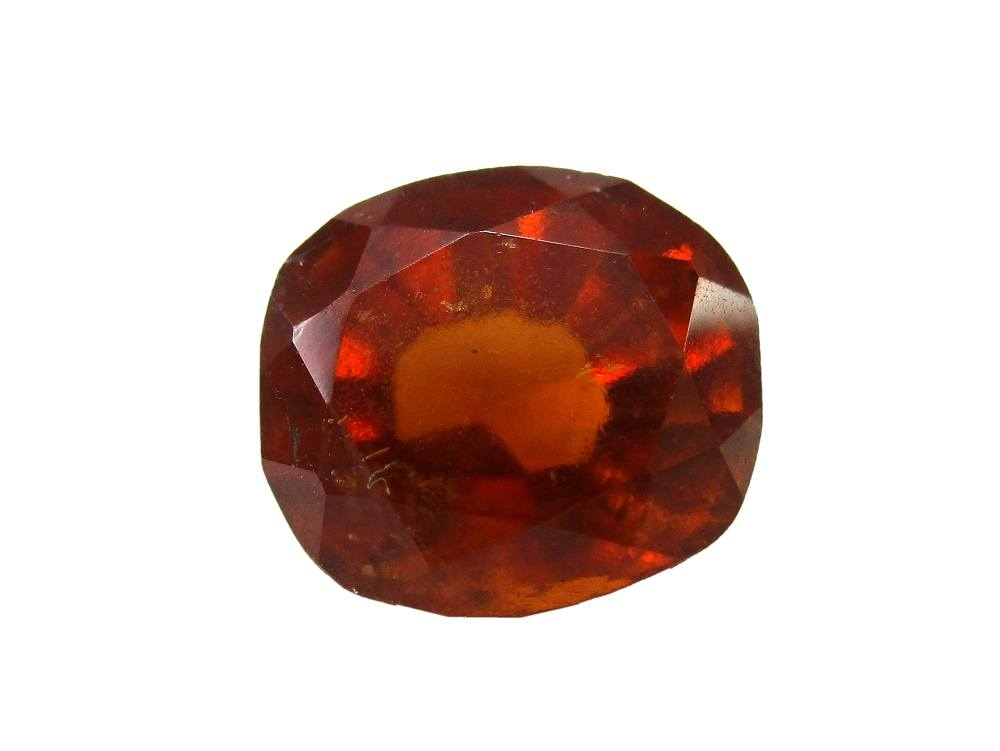 Hessonite Garnet - 4.19 Carat - GFE09010 - Main Image