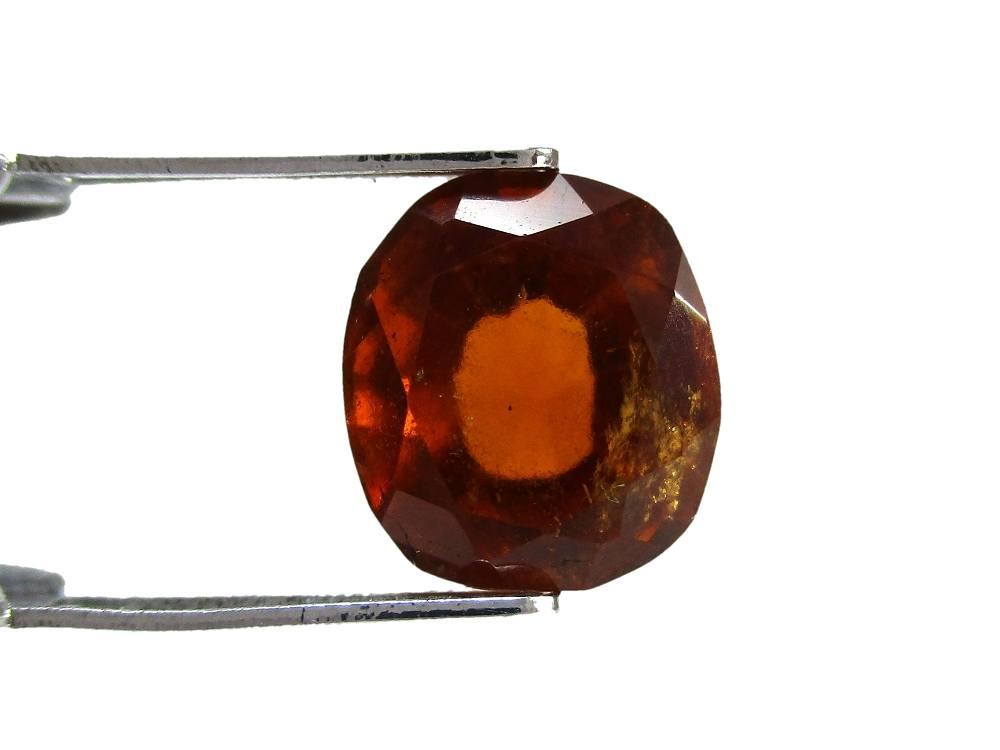 Hessonite Garnet - 4.19 Carat - GFE09010 - Image 2