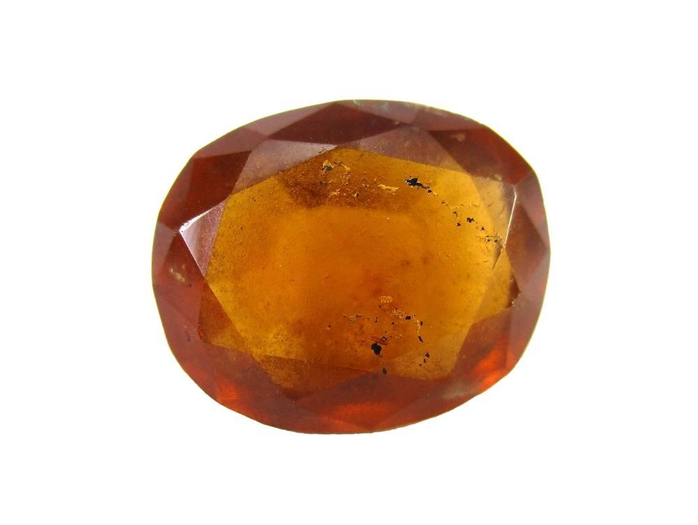 Hessonite Garnet - 4.38 Carat - GFE09014 - Main Image