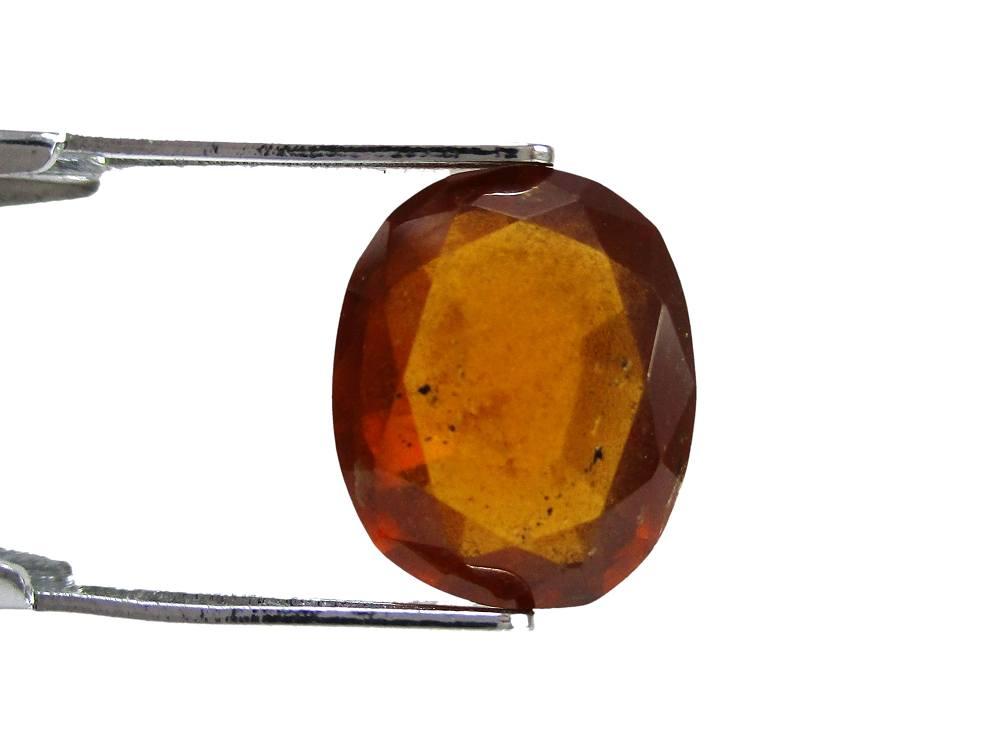Hessonite Garnet - 4.38 Carat - GFE09014 - Image 2