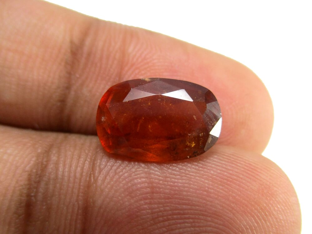 Hessonite Garnet - 4.51 Carat - GFE09017 - Image 3